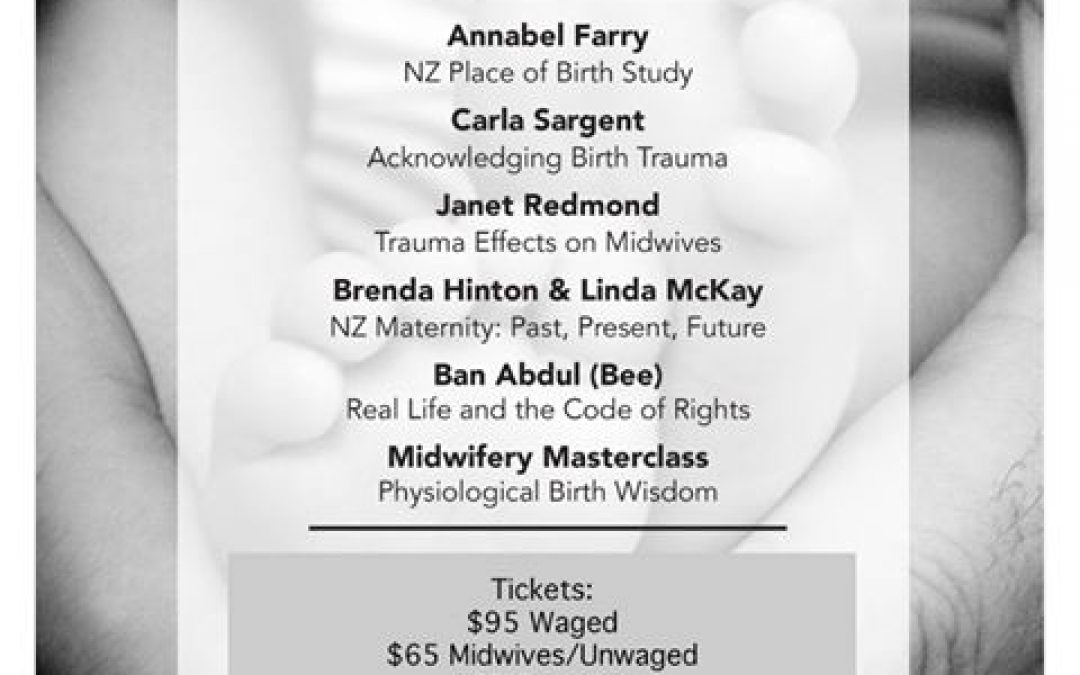 Home Birth Aotearoa Conference 2017: Speakers