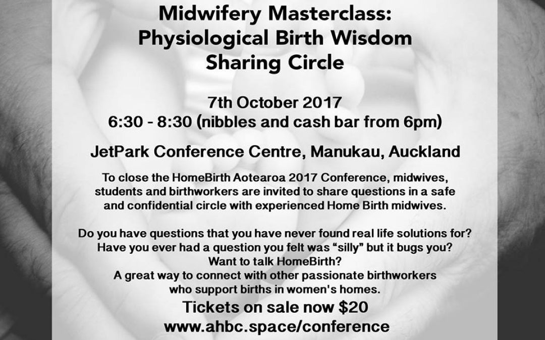 Midwifery Masterclass: Physiological Birth Wisdom