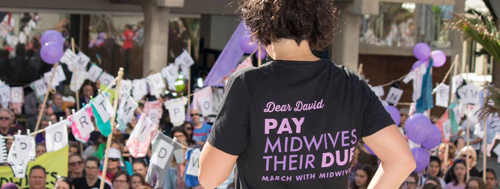 March for Midwives
